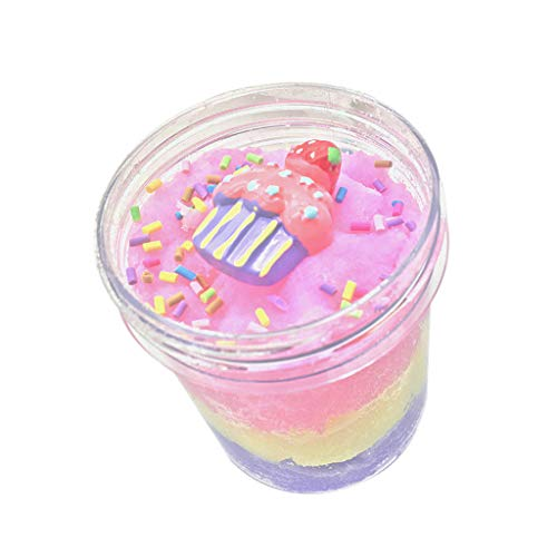 ng Puff Slime Putty Scented Stress Kids Clay Toy 120ml ()