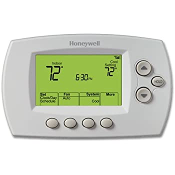 Honeywell th6320wf1005 wi fi focus pro 6000 thermostat works with honeywell ret97e5d1005u wi fi programmable thermostat fandeluxe Image collections
