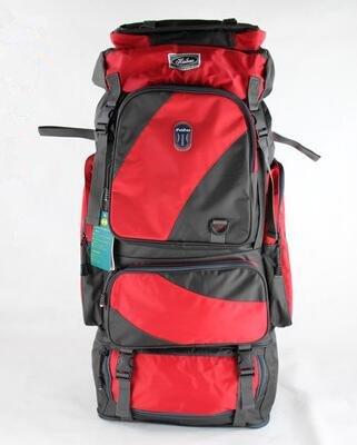 Borsa a tracolla Outdoor climbing 80l viaggio zaino grande capacità zaino uomini e donne escursioni (80l)