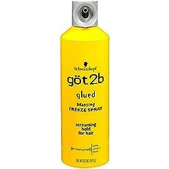 Got2b Glued Blasting Freeze Spray, 12 Ou...