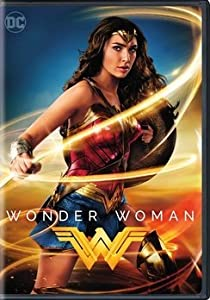 Wonder Woman DVD 2017