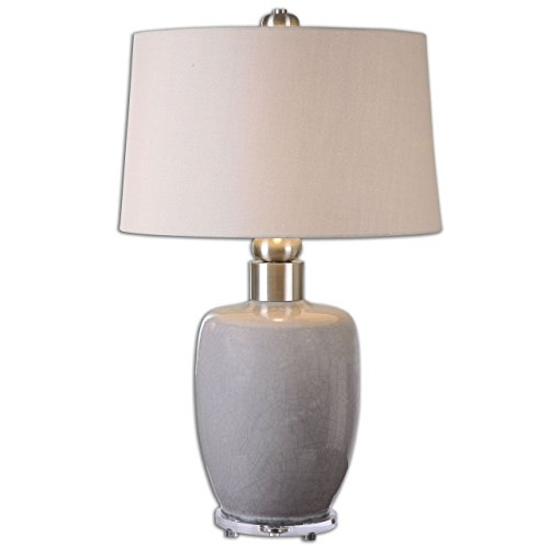 Porcelain Accent Table Lamp - 9