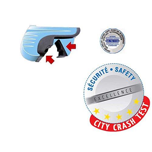 incluye candado para Seat Altea XL con rieles Reling integrado ras /Incluye 1/L kroon Oil Scree nwash / /Sistema completo Acero de baca 91505366/de Mont Blanc con acero de Traverse/