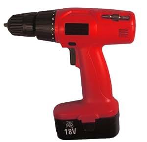 Construction Zone 40107 Cordless Drill/Driver 18V 3/8 inch