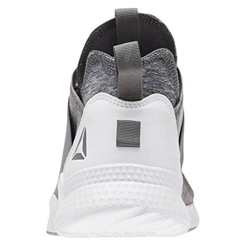 Reebok Bd4649, Zapatos de Danza Moderna/Jazz para Mujer Gris (Gris (Shark /     White)