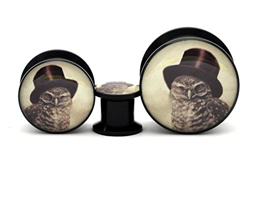 0g steampunk plugs - 4