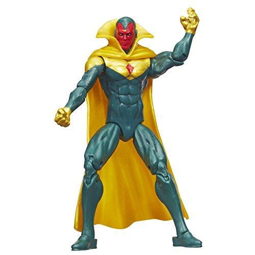 Marvel Legends Series 3.75in Marvel's Vision (Best Marvel Universe Figures)