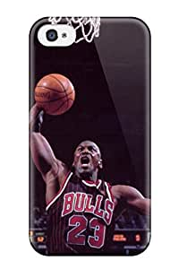 sports nba basketball michael jordan chicago NBA Sports & Colleges colorful iPhone 4/4s cases
