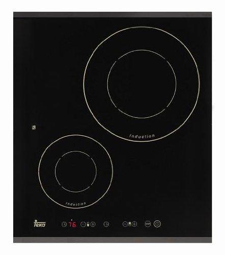 Teka VI TC 45 2I Negro Integrado Con - Placa (Negro, Integrado, Con placa de inducción, Tocar, Digital, 3700 W)