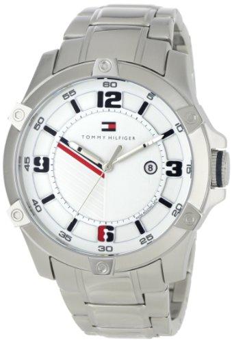 (Tommy Hilfiger Men's 1790781 Sport Stainless Steel Bracelet Watch)