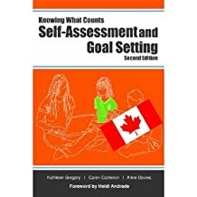 Self-Assessment and Goal Setting (Canadian Version) (Knowing What Counts, Book 2)