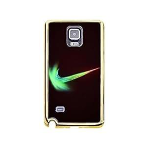 Luxury Nike Mark Back Cover for Samsung Galaxy Note 4 Cover Case Graceful Elegant Nike Phone Case Nike Logo