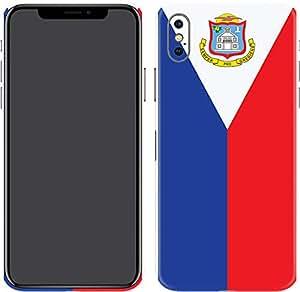 Switch iPhone X Skin Sint Maarten