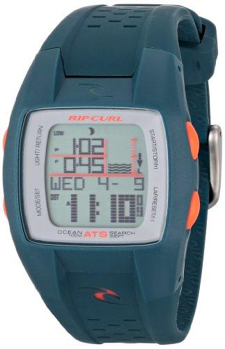Rip Curl Women's A1041G - TEA Oceansearch Teal Digital Surf Watch (Tide Watch Oceansearch)