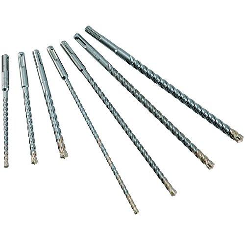 """Alpen 81601600100 Sds-Plus Hammer Drill Bits""""F8"""" 6, 3""""/94""""X1"""
