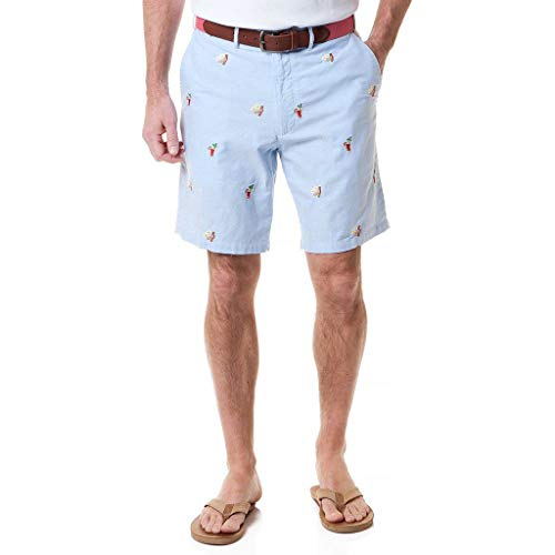 Castaway Clothing Cisco Short with Embroidered Hangover ()