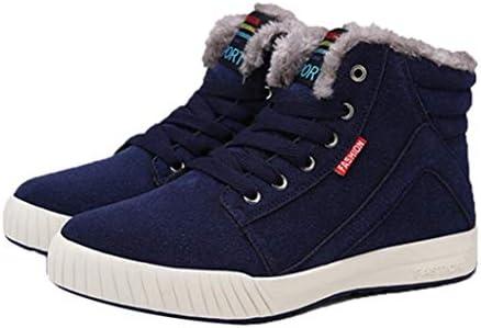 メンズ靴 スノーブーツ メンズ 防寒 大きいサイズ ムートンブーツ 裏起毛 作業靴 冬用 ショートブーツ 防水 おしゃれ 男性用 雪靴 ウォータープルーフ 防滑 ワークブーツ カジュアルシューズ 綿靴 暖かい 黒