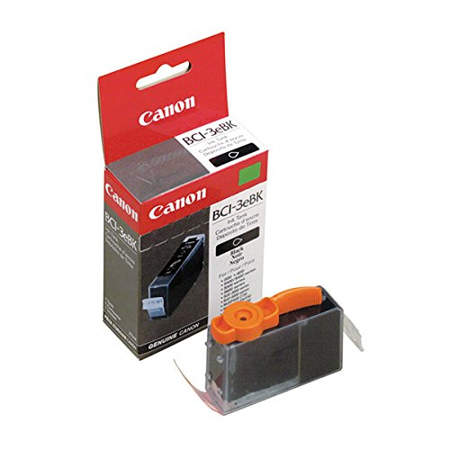 - Canon Bci-3e Bjc 3000/6000/6100/6200/6500/I560/Ip3000/Ip4000/Ip4000r/Lr1 Enhanced Black Ink Tank