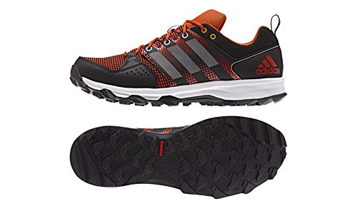 adidas-Mens-Galaxy-Trail-Running-ShoeCraft-ChiliWhiteBlackUS-105-M