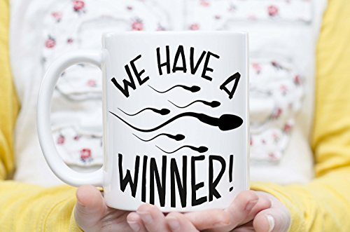 Pregnancy Reveal to husband, funny pregnancy announcement, Funny Pregnancy Reveal, baby announcement mug, funny baby announcements, reveal