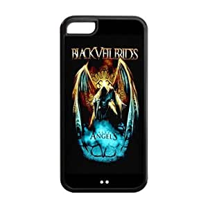 diy phone caseMystic Zone BVB Band Black Veil Brides Andy Sixx Cover Case for iphone 6 4.7 inch -(Black and White) -MZ5C00118diy phone case
