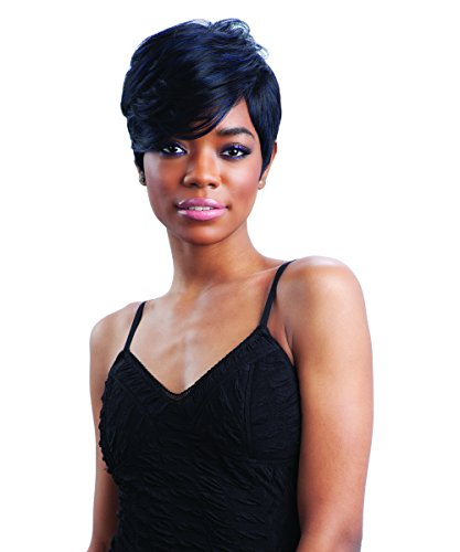 (FreeTress Equal Synthetic Hair Wig - CHARLIE (1B))