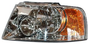 - TYC 20-6398-00 Ford Expedition Driver Side Headlight Assembly