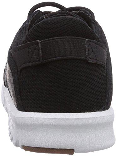 Gum Etnies Negro Sneaker 488 4101000419 979 Black Uomo SCOUT White SR8FUWSO