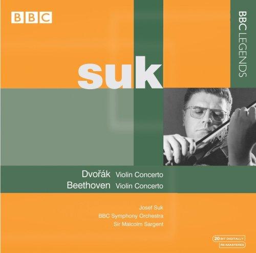 Dvorak/Beethoven: Violin Concertos
