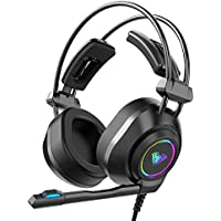 Aula S600 Professional Wired Gaming Headset