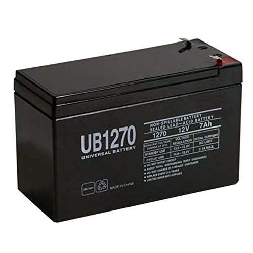 Universal Power Group 12V 7.2AH SLA Battery Replacement for Rastar 12V Range Rover