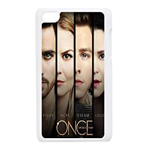 iPod Touch 4 Phone Case Once upon a time HZ92269