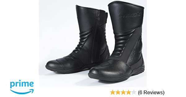 Black, 12.5W TourMaster Solution 2.0 Cold-Weather WP Road Boots