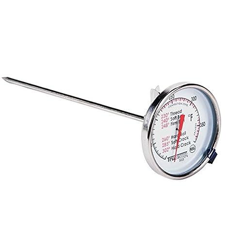 Taylor productos de precisión termómetro de Candy/freidora: Amazon ...