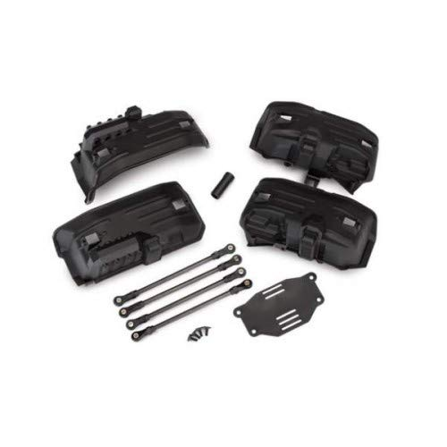 Chassis conversion kit, TRX-4 (long to short wheelbase) (includes rear upper & lower suspension links, front & rear inner fenders, short female half shaft, battery tray, 3x8mm FCS ()