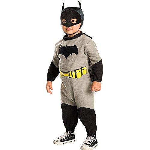Batman V Superman: Batman Romper Toddler Costume