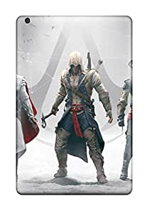 New Style Tpu Mini Protective Cases Covers/ Ipad Cases - Assassin's Creed Altair Ezio Connor