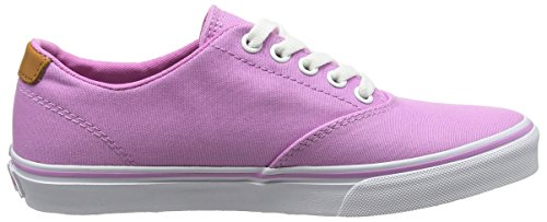 Top Winston Decon Women's Canvas Low Pink Sneakers Vans Orchid aqIg5xy