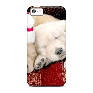 LmpGT13107SGHWP Case Cover Christmas Pals Iphone 5c Protective Case