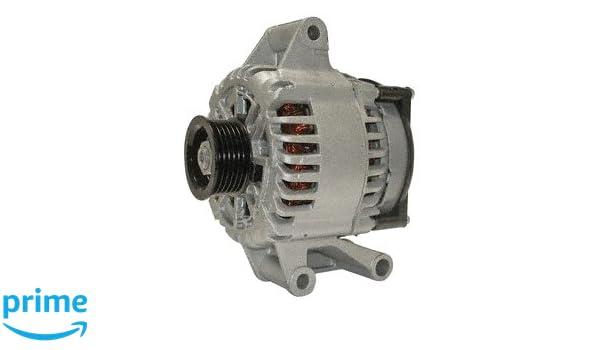 Alternator Quality-Built 15476 Reman
