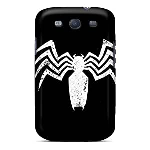 Samsung Galaxy S3 MRW11349yDhd Allow Personal Design Beautiful Venom Pictures Shock Absorption Hard Cell-phone Case -JamieBratt