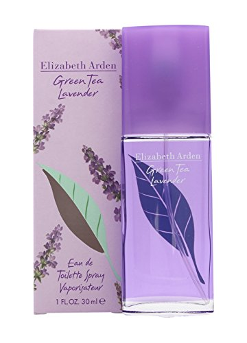 Elizabeth Arden Green Tea Lavender Eau De Toilette Spray, 1 (Lavender Green Tea)
