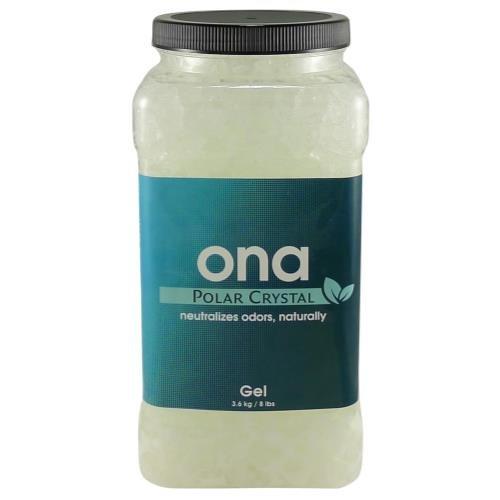 Ona Gel Polar Crystal Gallon Jar (4/Cs)
