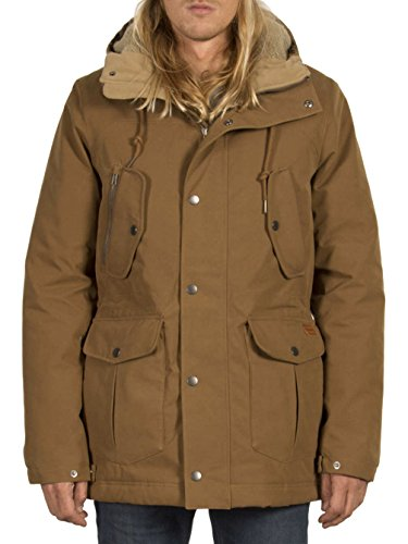 Marrone Starget Mud fall 2017 Parka Volcom xqwpYSTx