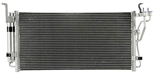 Automotive Cooling Brand A/C AC Condenser For Hyundai Sonata Kia Optima 3379 100% Tested