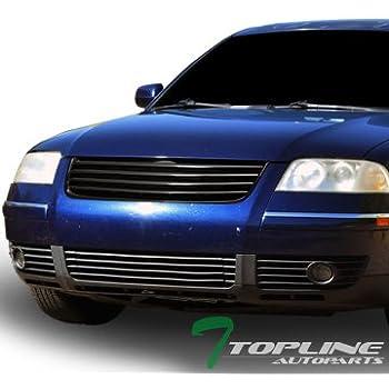NEW 2001 2002 2003 2004 2005 Volkswagen Passat Front Bumper Painted VW1000144