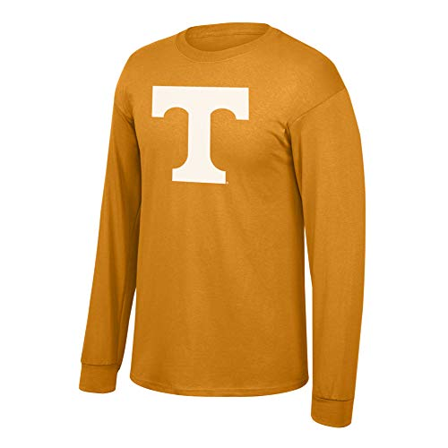 Sleeve Long Tennessee Volunteers (Elite Fan Shop NCAA Men's Tennessee Volunteers Long Sleeve Shirt Team Icon Tennessee Volunteers Orange Small)