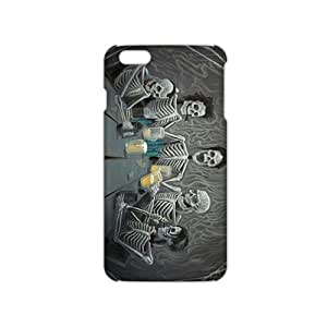 HUTGUF 3D Case Cover avenged sevenfold welcome to the family Phone Case for iPhone6