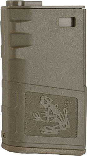 Evike - G&P 140rd Short Skull Frog Hi-Cap Magazine for M4 /