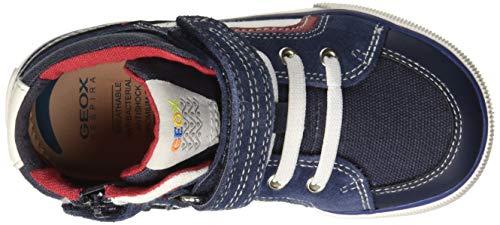 Geox navy white C10 Bebés Azul Para B Kilwi Zapatillas C4211 TwErq08T